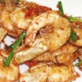 椒鹽中蝦2